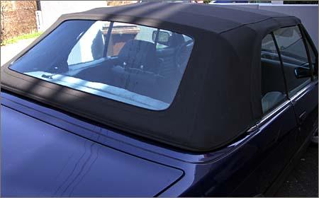 neues Cabrioverdeck Cabrio Verdeck Dach Montage - BMW